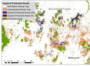 Where do we expand protected areas to capture evolutionary diversity?